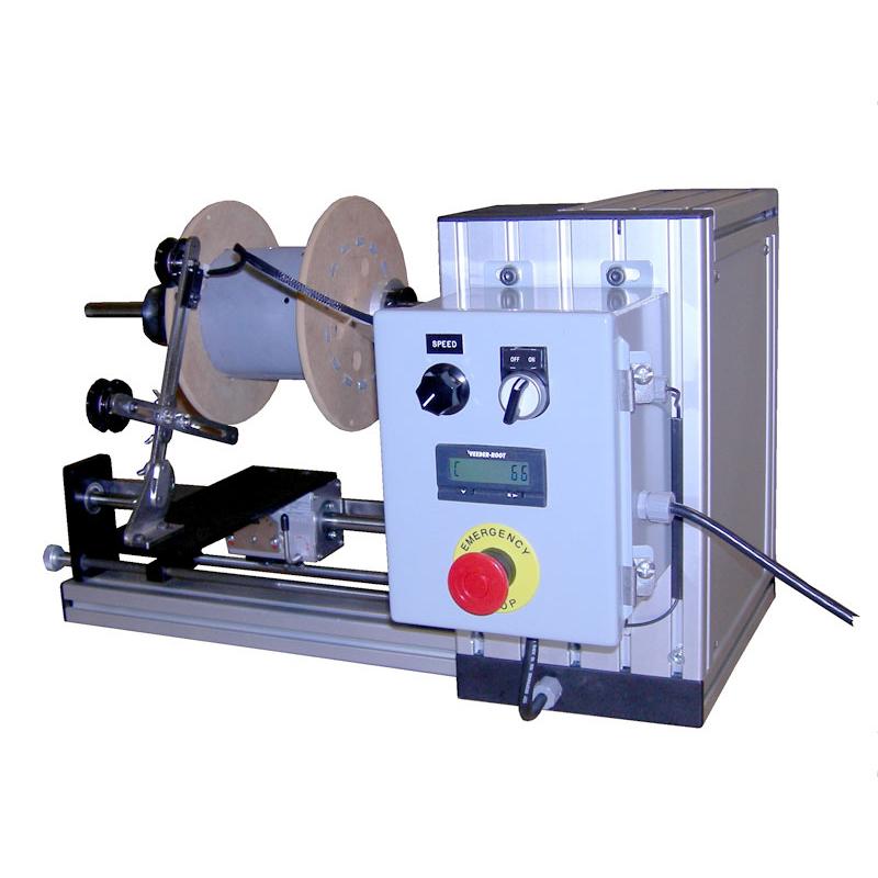 Simple take-up machine