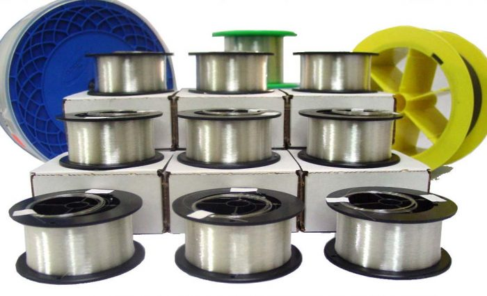 Various Spools, Sizes and Materials